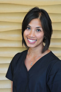 Dr. Misty Cervantes-Kim, cosmetic dentist in Seattle who focuses on continued education and patient comfort