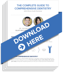 Preview of our free informational package titled The Complete Guide to Comprehensive Dentistry