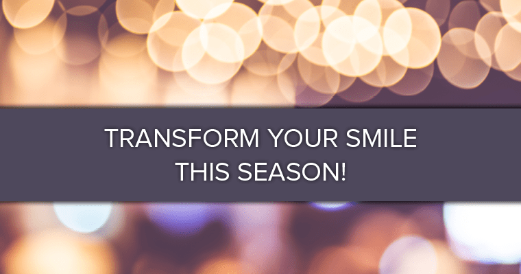 Transform your smile this holiday season with help from Elliott Bay Dental