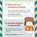 5 Ways to Give Back | Holiday Survival Guide