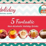 5 Fantastic Non-alcoholic Holiday Drinks | Holiday Survival Guide